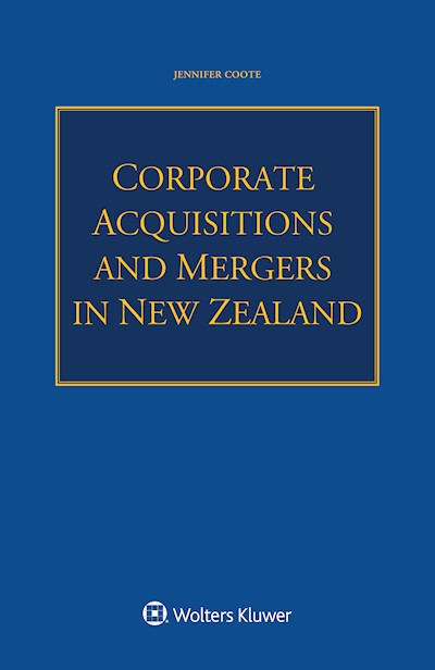 Corporate Acquisitions and Mergers in New Zealand