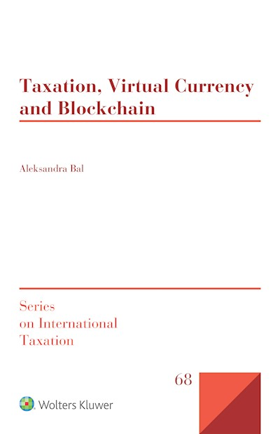Taxation, Virtual Currency and Blockchain
