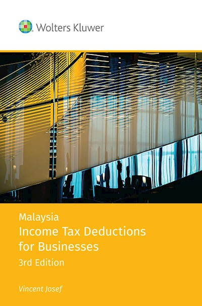 Income Tax Deductions for Businesses, 3rd Edition