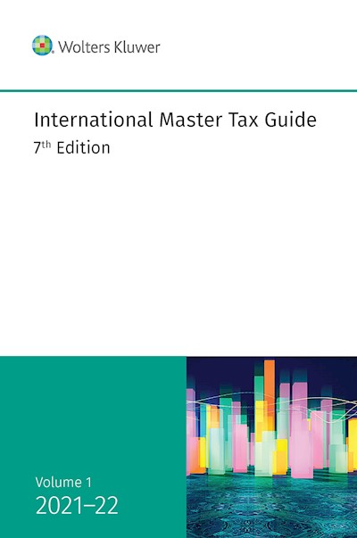 International Master Tax Guide: Volume 1