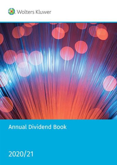 Annual Dividend Book 2020/2021