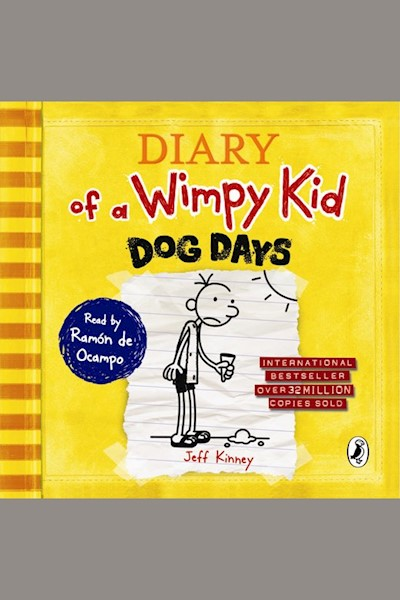 Diary of a Wimpy Kid: Dog Days: Diary of a Wimpy Kid, Book 4