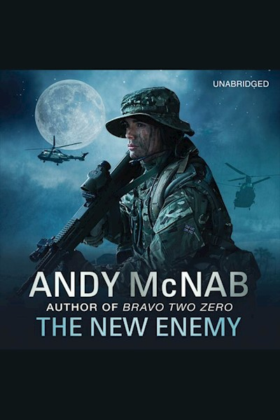 The New Enemy: Liam Scott, Book 3