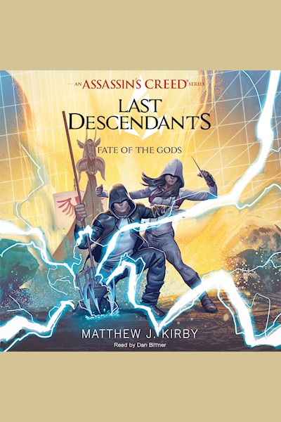 Fate of the Gods: Last Descendants: An Assassin's Creed Novel Series, Book 3