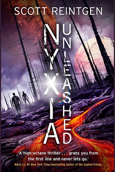 Nyxia Unleashed: The Nyxia Triad, Book 2